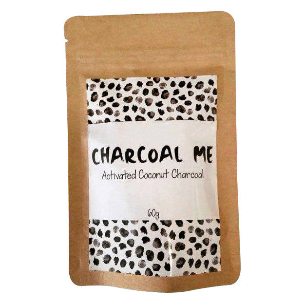 Charcoal Me Activated Coconut Charcoal - Nourishing Hub