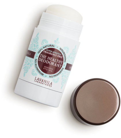 Lavanila Healthy Deodorant - Fragrance Free 20% OFF
