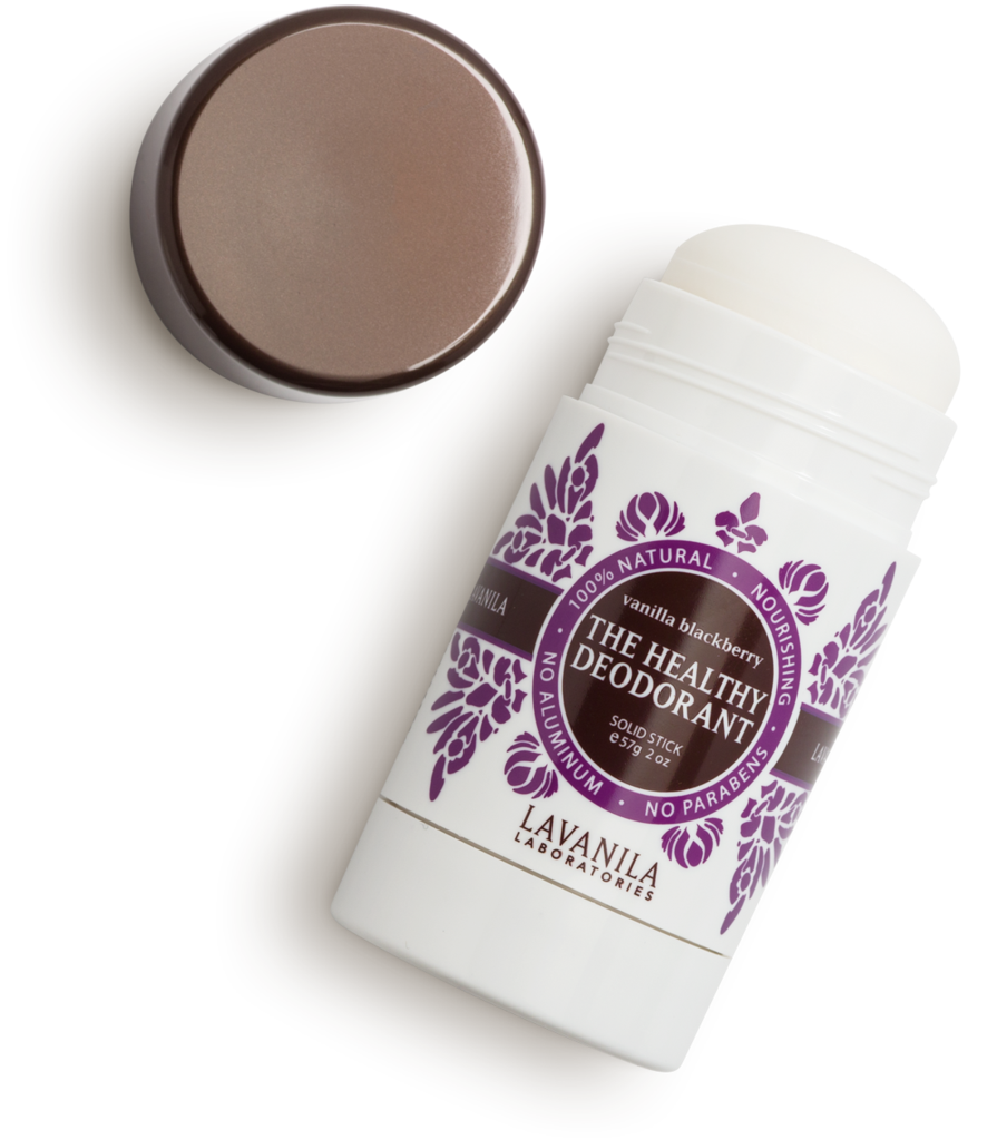 Lavanila Healthy Deodorant - Blackberry - Nourishing Hub