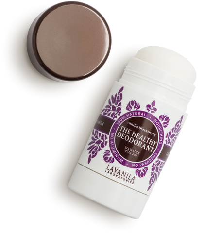 Lavanila Healthy Deodorant - Blackberry
