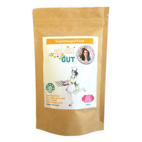 Supercharged Food GOLDEN GUT BLEND