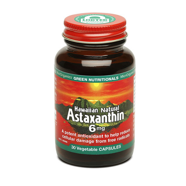 Hawaiian Natural ASTAXANTHIN - Nourishing Hub