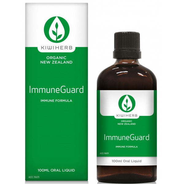 Kiwiherb Immune Guard 100mls - Nourishing Hub