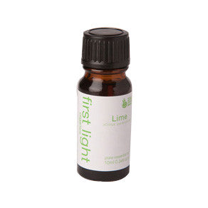 Lime - Certified Organic Essential Oil