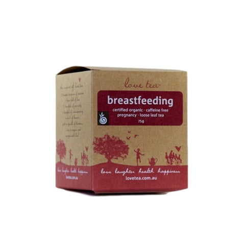 Love Chai Breastfeeding Tea 75g