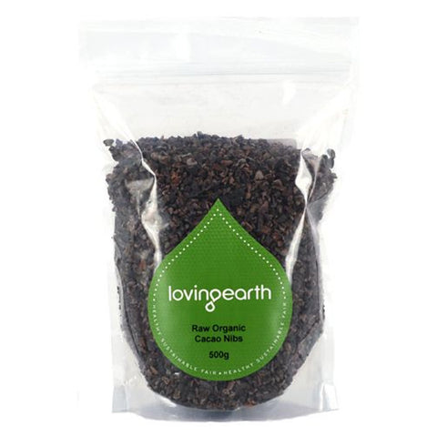 Loving Earth Cacao Nibs 250gms