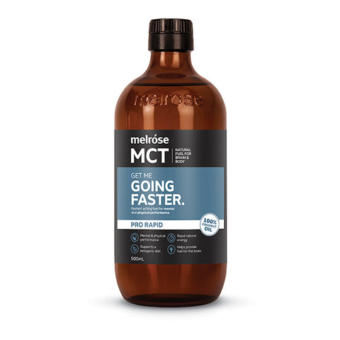 Melrose MCT Oil ProRapid 500ml