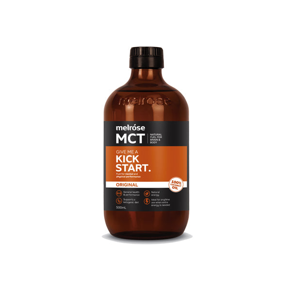 Melrose MCT Oil Original 500ml - Nourishing Hub