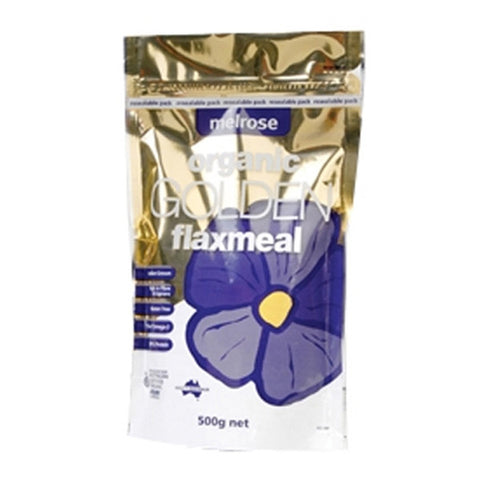Melrose Golden Flaxmeal 500g
