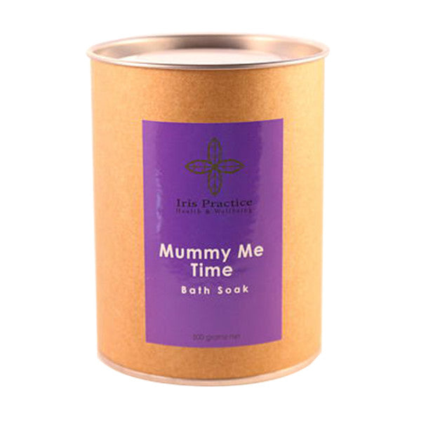 Mummy Me Time Bath Salts 500g - Nourishing Hub
