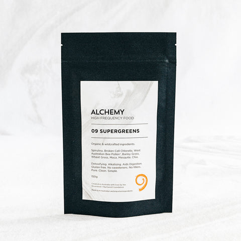 Alchemy 09 SUPERGREENS – 150G