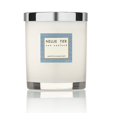 Nellie Tier Candle - Neroli & Cinnamon Bark