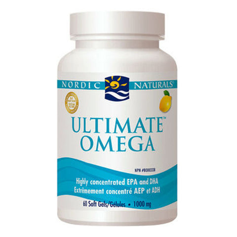 Nordic Naturals Ultimate Omega - 60s 20% OFF