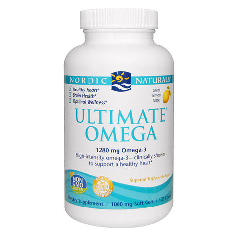 Nordic Naturals Ultimate Omega - 120s