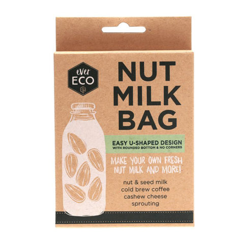 Nut Milk Bag by Ever Eco