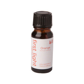 Orange - Certified Organic Essential Oil