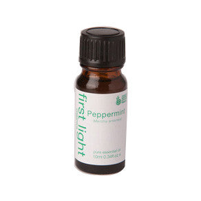 Peppermint - Certified Organic Essential