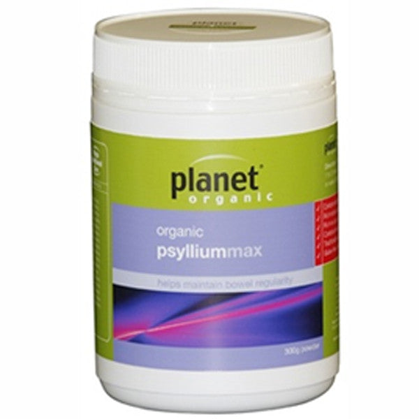 Planet Organic Psyllium Powder - 300g - Nourishing Hub