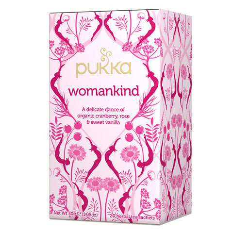 Pukka Womankind Tea Bags