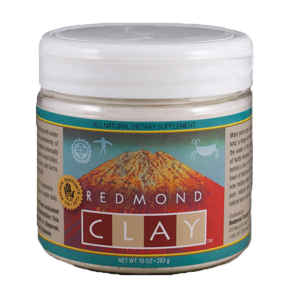 Redmond Clay Powder (283g) - Nourishing Hub