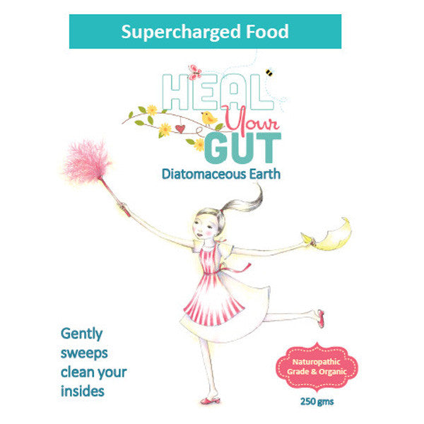 Supercharged Food Heal Your Gut Powder - Nourishing Hub