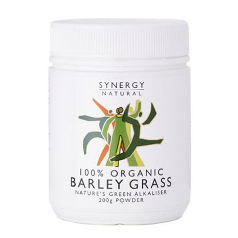 Synergy Organic Barley Grass Powder - 200g