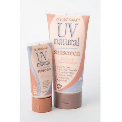 UV Natural Baby Sunscreen SPF 30+ - 150g