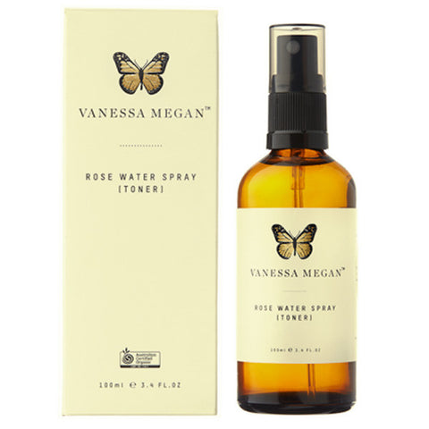 Vanessa Megan Rose Water Spray (Toner)