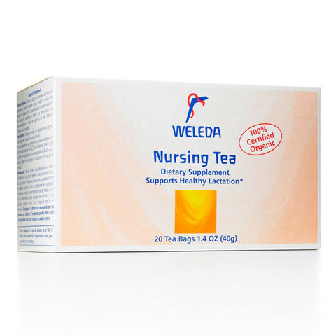 Weleda Nursing Tea - 25 bags