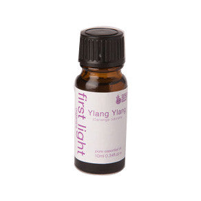 Ylang Ylang - Certified Organic Essential Oil