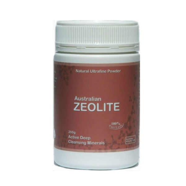 Zeolite Ultrafine - Various Sizes - Nourishing Hub