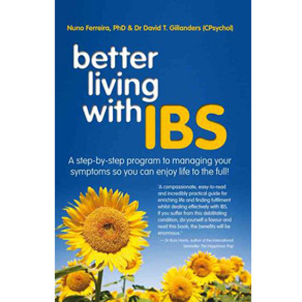 Better Living with IBS - Nourishing Hub