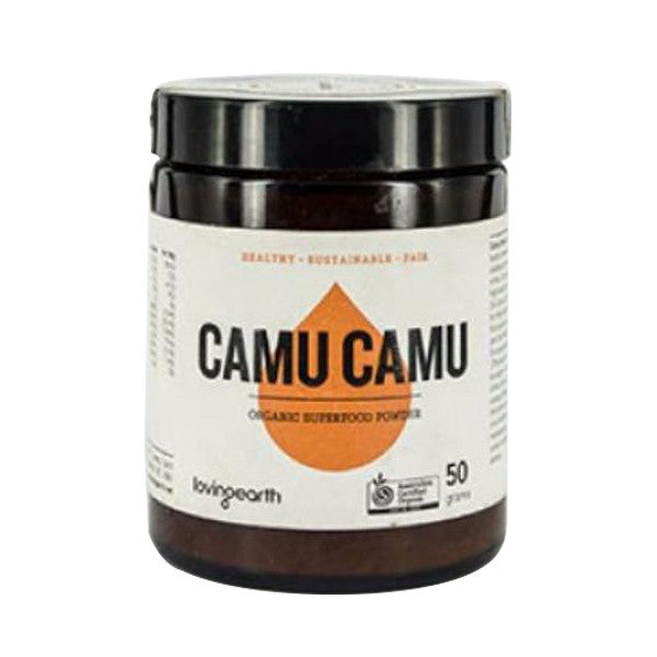 Loving Earth Camu Camu Powder - 50g - Nourishing Hub