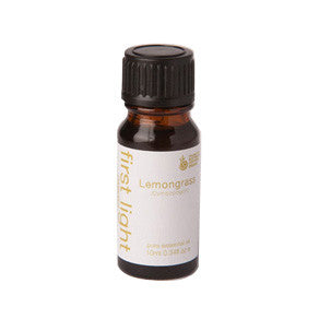 Lemongrass - Certified Organic Essential Oil - Nourishing Hub