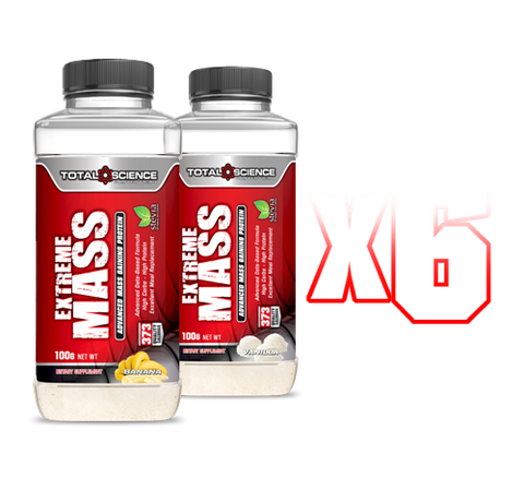 EXTREME MASS SHAKE N' TAKE (6 pack)