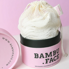 Load image into Gallery viewer, Bambu Face Pads
