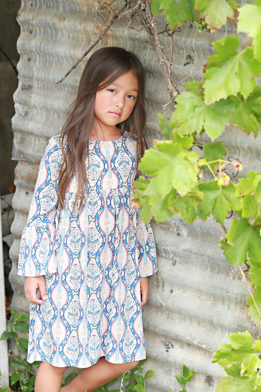 Freda Dress - Moose & Finch