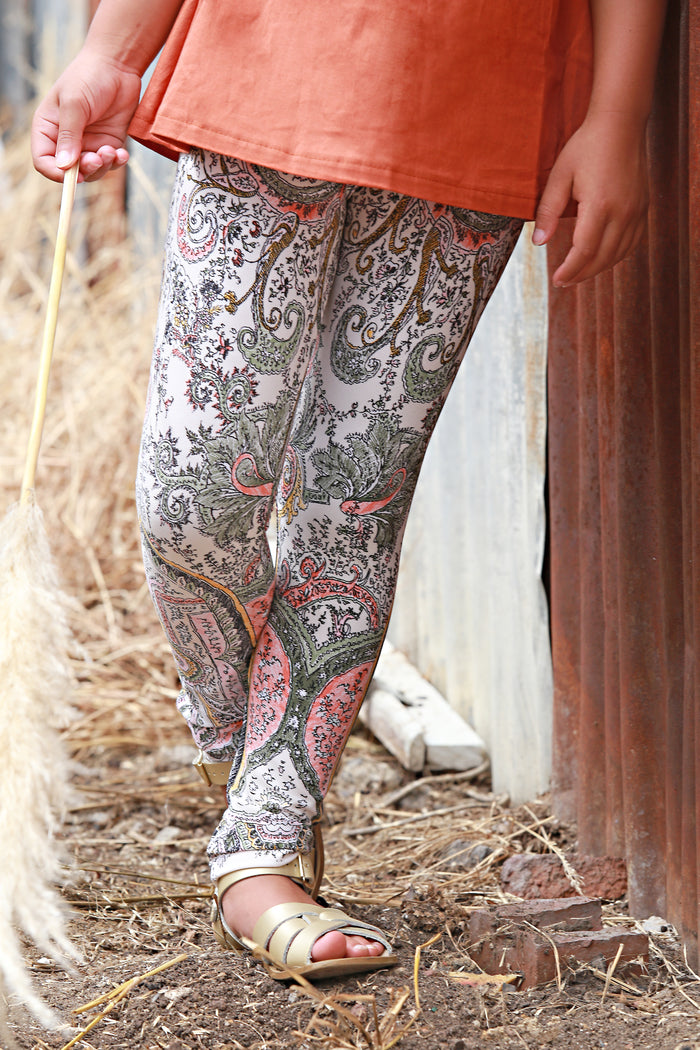 Queeny Leggings - Moose & Finch