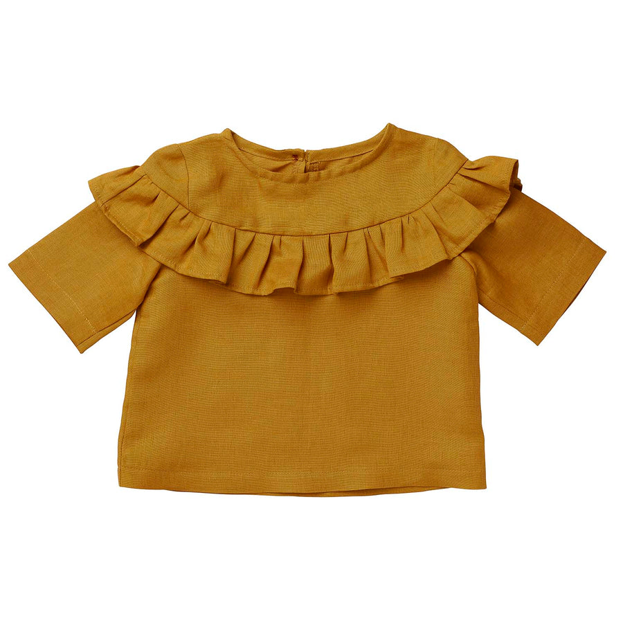 Estella Blouse - Moose & Finch