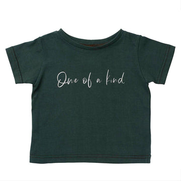One of a kind Tee - Forest Green - Moose & Finch