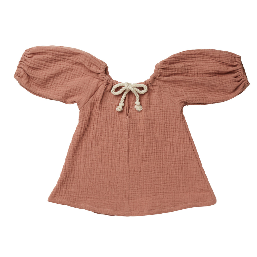 Clover Smock Dress - Moose & Finch
