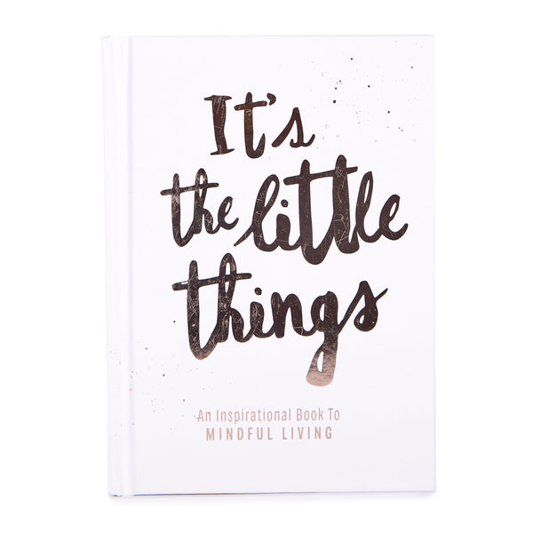 It's The Little Things by David & Heidi Cuschieri