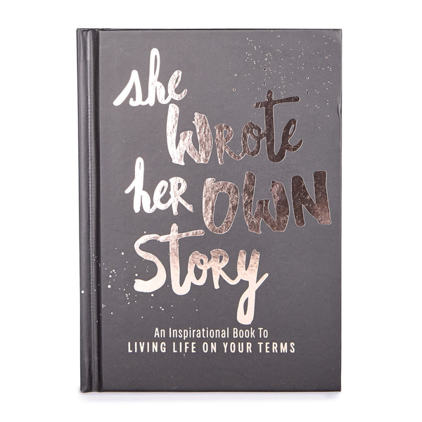 She Wrote Her Own Story by David & Heidi Cuschieri