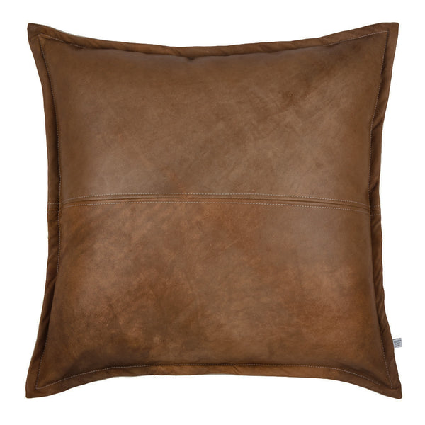 Aisha 50cm Leather Cushion