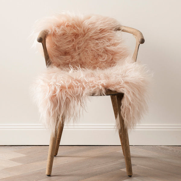 ICELANDIC SHEEPSKIN - BLUSH