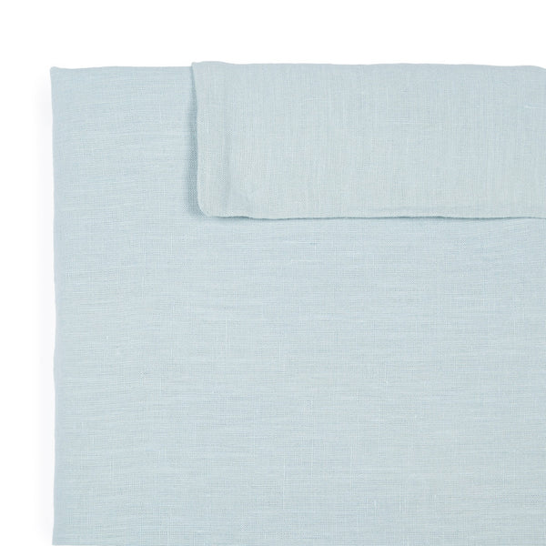 Linen Standard Pillowcase - Ocean
