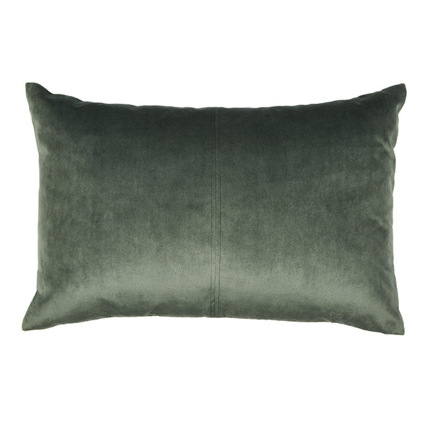 Eden Lumbar Velvet Cushion
