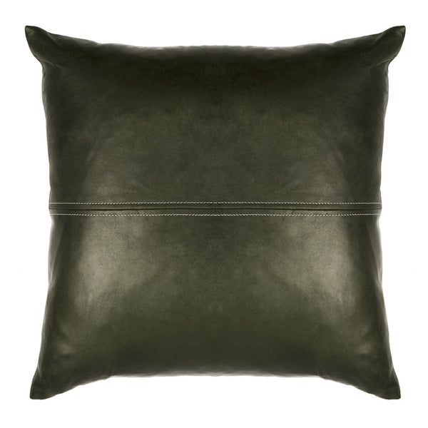 Ivy 40cm Leather Cushion