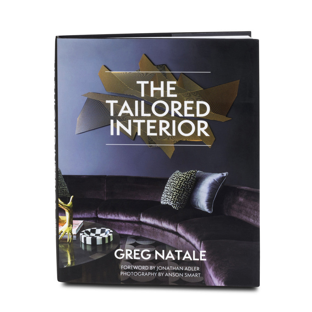THE TAILORED INTERIOR BOOK