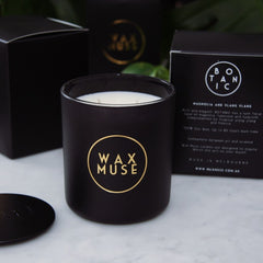 Botanic Soy Candle by Wax Muse